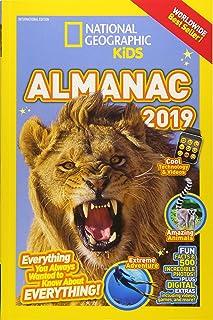 National Geographic Kids Almanac 2019, International Edition