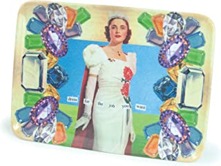 Anne Taintor Melamine Tray - Dress for The Job You Want