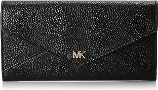 Michael Kors Womens Envelope Wallet, Black