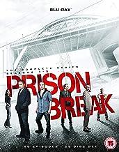 Prison Break: The Complete Series - Seasons 1-5 [Blu-ray] [Region Free]