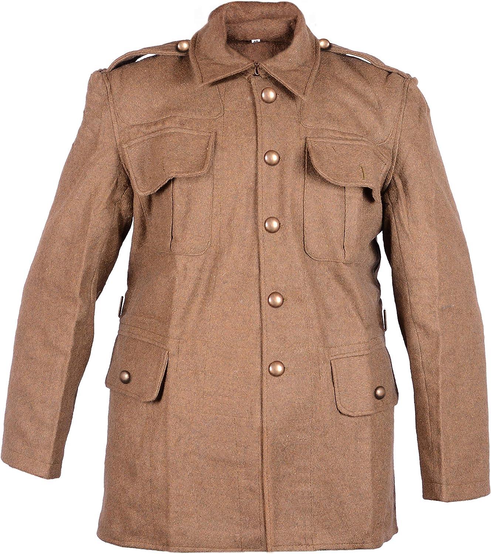 warreplica WW1 British Now free shipping Service Dress Ranking TOP13 Reproduction SD Tunic -