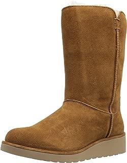 Women's Classic Slim Short Winter Boot