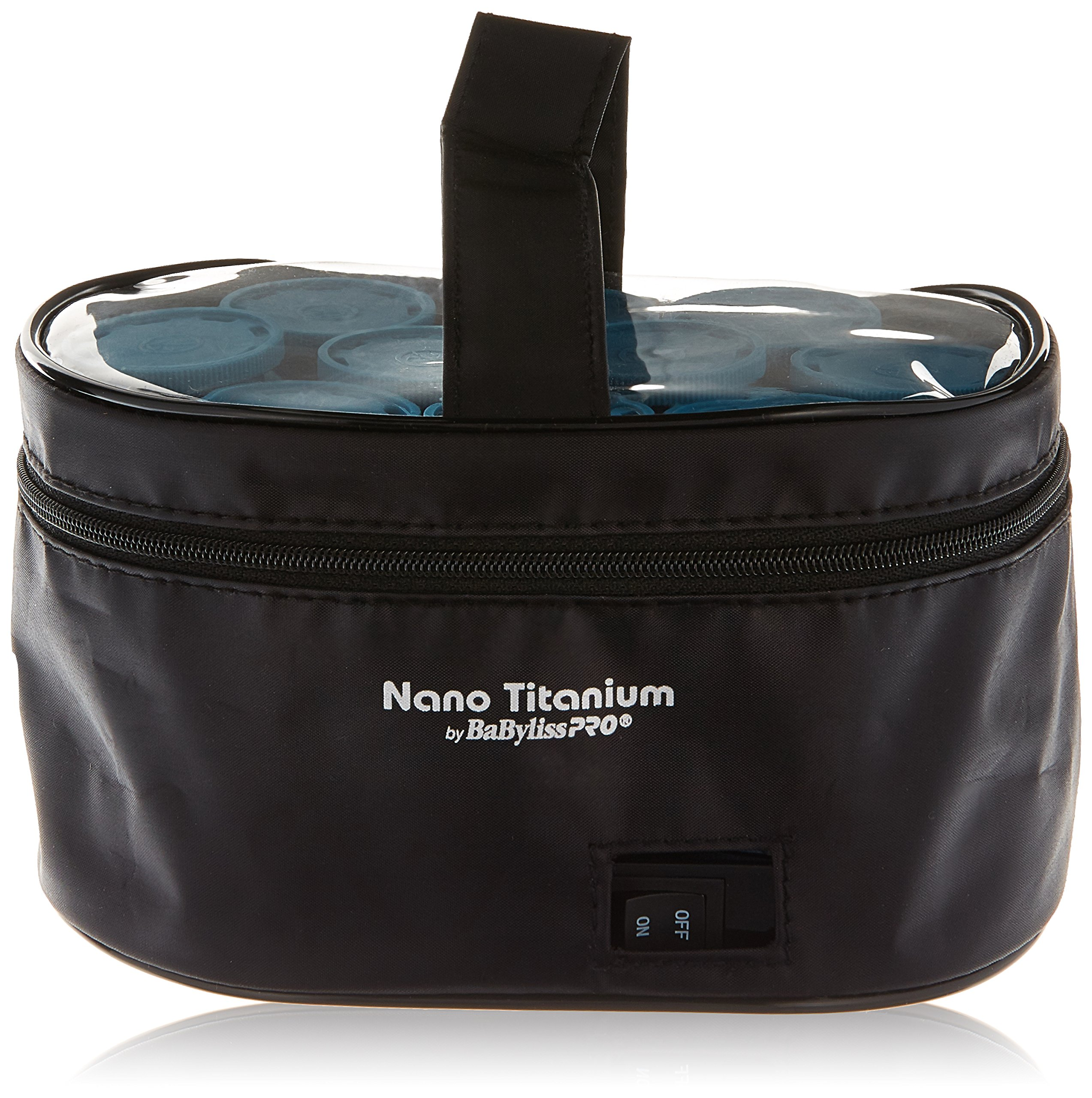 BaBylissPRO Nano Titanium 10 Roller Hairsetter