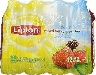 Lipton Diet Mixed Berry Green Tea , 12 ct