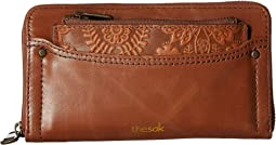 The Sak - Sanibel Leather Zip Around Wallet