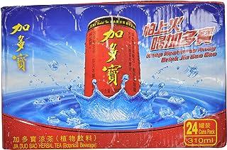 Jia Dao Buo Herbal Tea, 10.48 Ounce (Pack of 24)