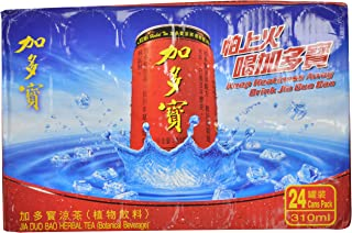 Jia Dao Buo Herbal Tea, 10.48 Ounce (Pack of 24)