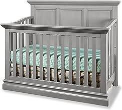 Westwood Design Pine Ridge 4 in 1 Panel Convertible Crib, Cloud