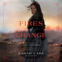Fires of Change: The Fire Blossom Saga, Book 2