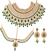 Best kundan matha patti designs Reviews