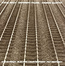 steve reich pat metheny electric counterpoint