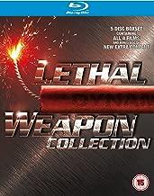 Lethal Weapon 1-4 [Reino Unido]
