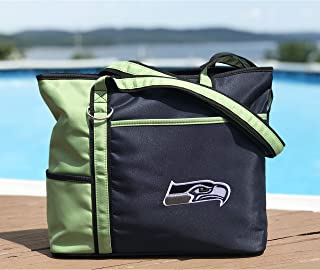 NFL Tote Bag with Embroidered Logo by Little Earth