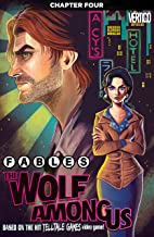Fables: The Wolf Among Us (2014-) #4