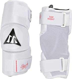 Warrior Rabil NXT Arm Pad, White, Medium/Large