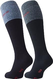 4 pares de calcetines térmicos para hombre con tecnología THERMO-TECH