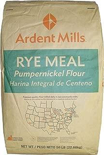 Pumpernickel Flour, Rye Meal 50 Lbs