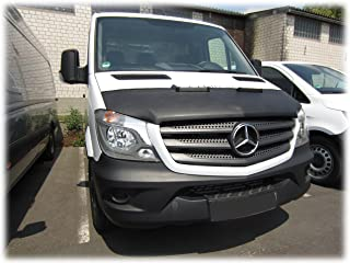 HOOD BRA Front End Nose Mask for MB Mercedes-Benz Freightliner Sprinter since 2013 Bonnet Bra STONEGUARD PROTECTOR TUNING