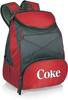 حقيبة ظهر للنزهات وقت معزول مبرد, Red - Coke