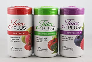 Juice PLUS+ Garden, Orchard & Berry Blend Capsules - 2 Month Supply