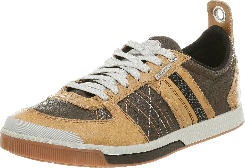 Diesel Men's Leroy [正規販売店] お金を節約 Sneaker