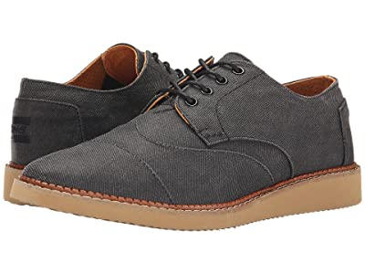 TOMS Brogue (Ash Aviator Twill) Men