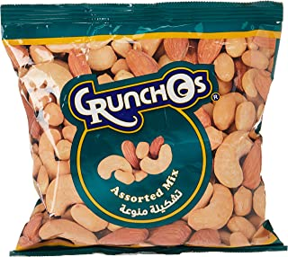 Crunchos Assorted Mix Nuts, 300 gm