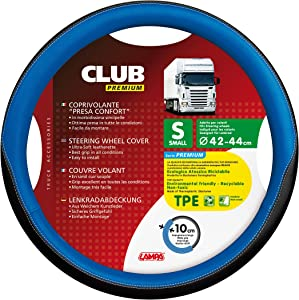 Lampa 98905 Club Premium Steering Wheel Cover
