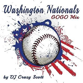 Washington Nationals GoGo Mix