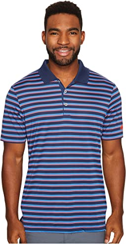 Club Merch Stripe Polo
