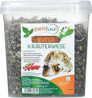100g Snack de Hierbas y Frutas para Conejos FINCA CASAREJO VitaminPlus Rodent cobayas 1 Unidad Chinchillas y Otros peque/ños Animales
