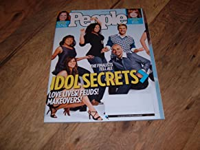 People, April 9, 2007 issue-American Idol Secrets-The Finalists Tell All.