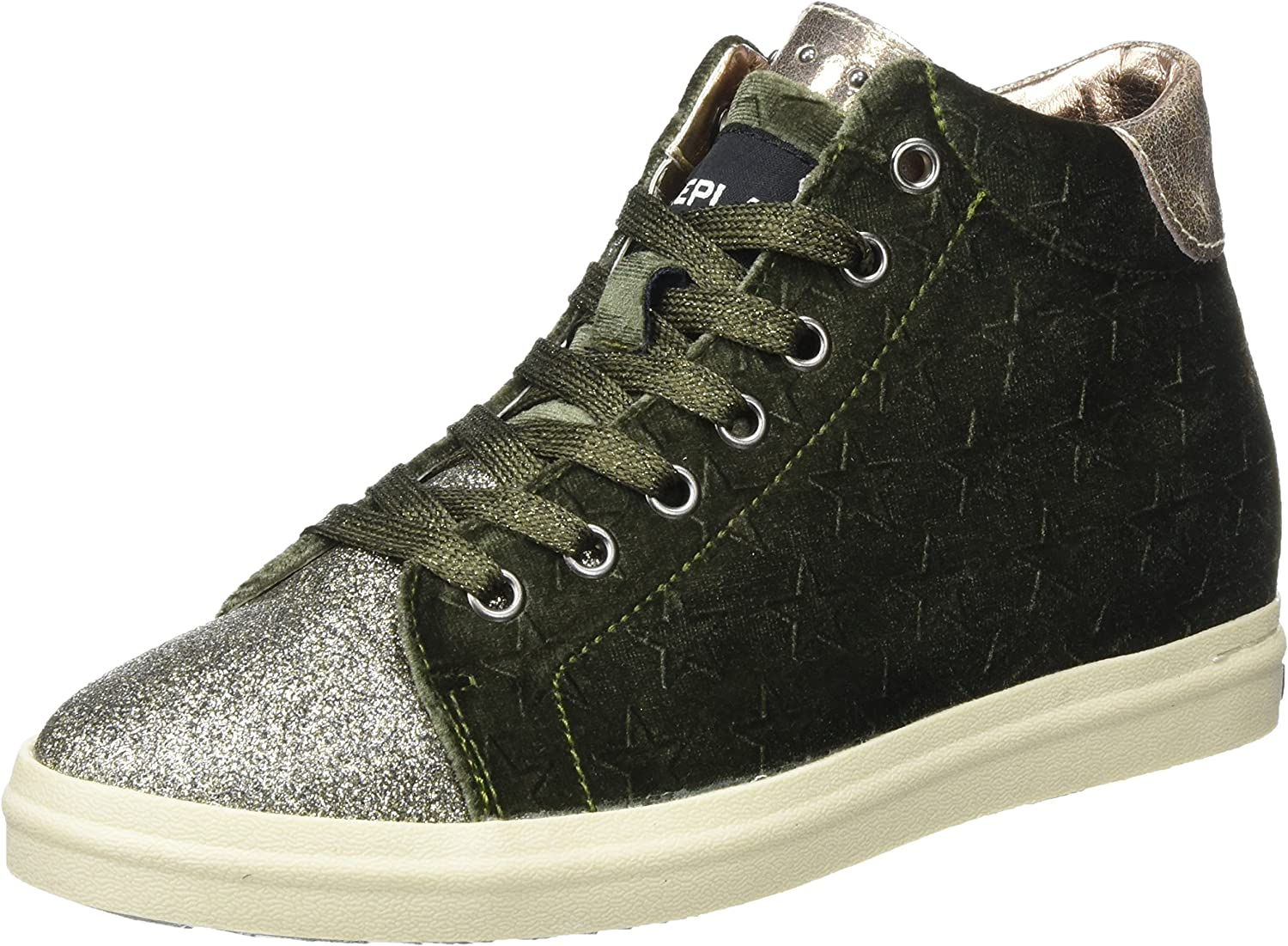Replay Our All stores are sold shop OFFers the best service Women's Hi-Top Trainers
