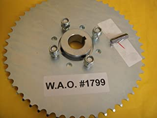 Go Cart Sprocket and Hub for 1