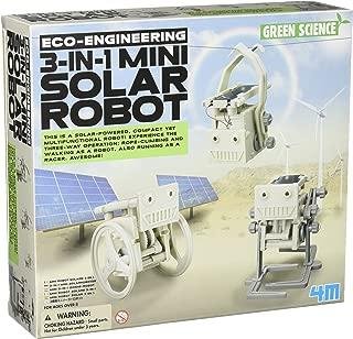 robotica solar 4 en 1