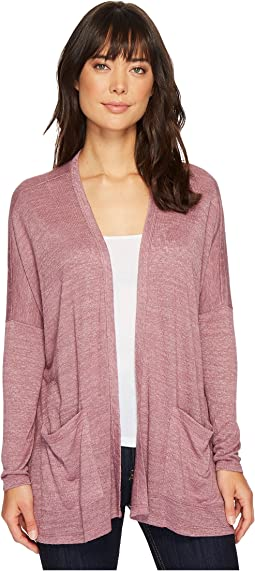 B Collection by Bobeau - Rumor Dolman Cardigan