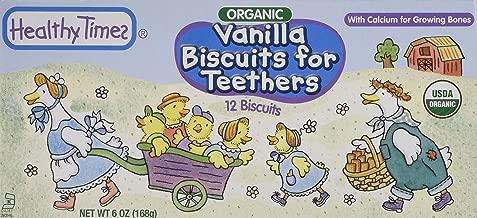 hard teething biscuits