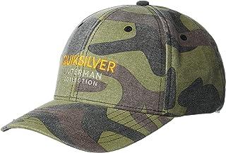 قبعة رجالي من Quiksilver مطبوع عليها Bar Lurks القابلة للتعديل
