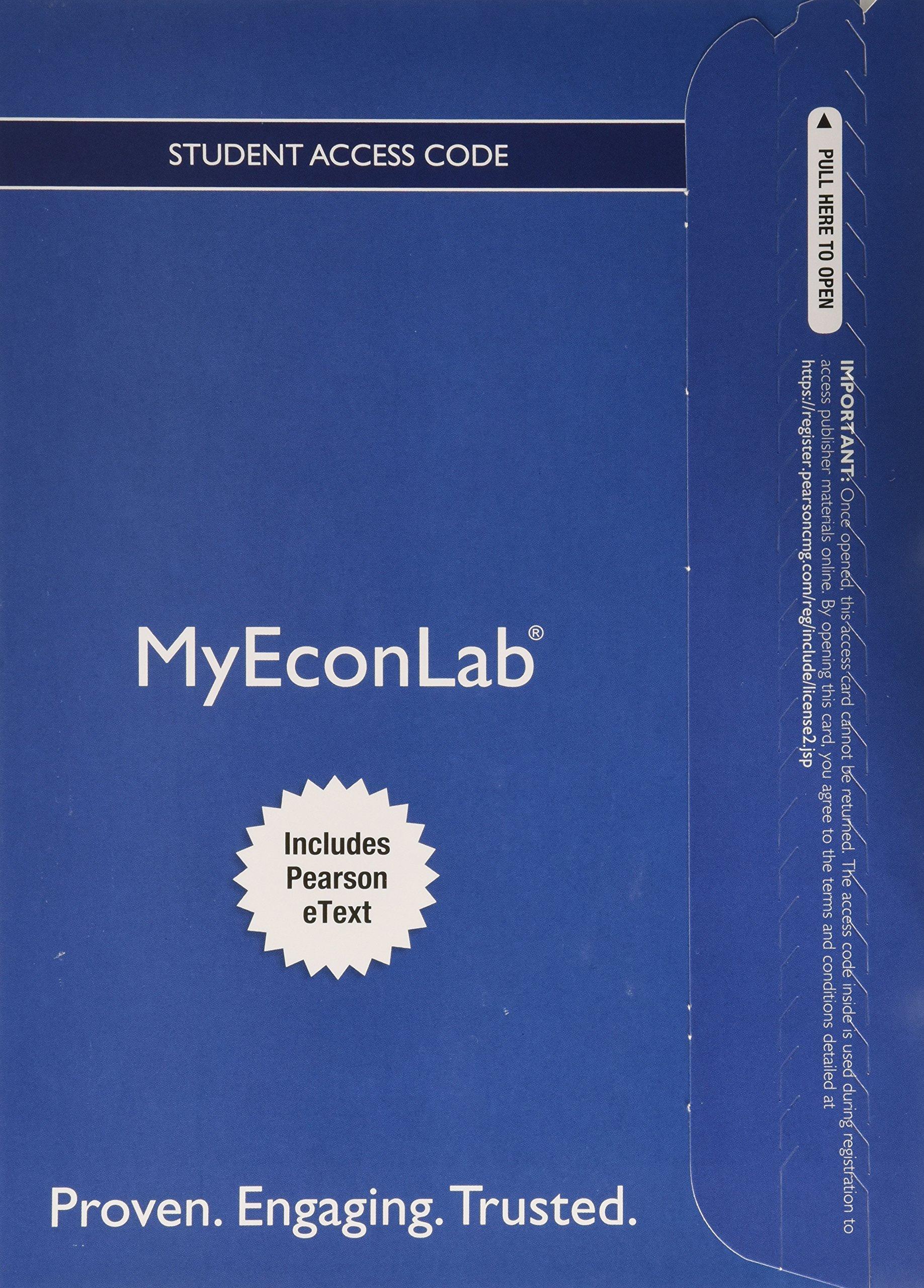 Buy Myeconlab Now!