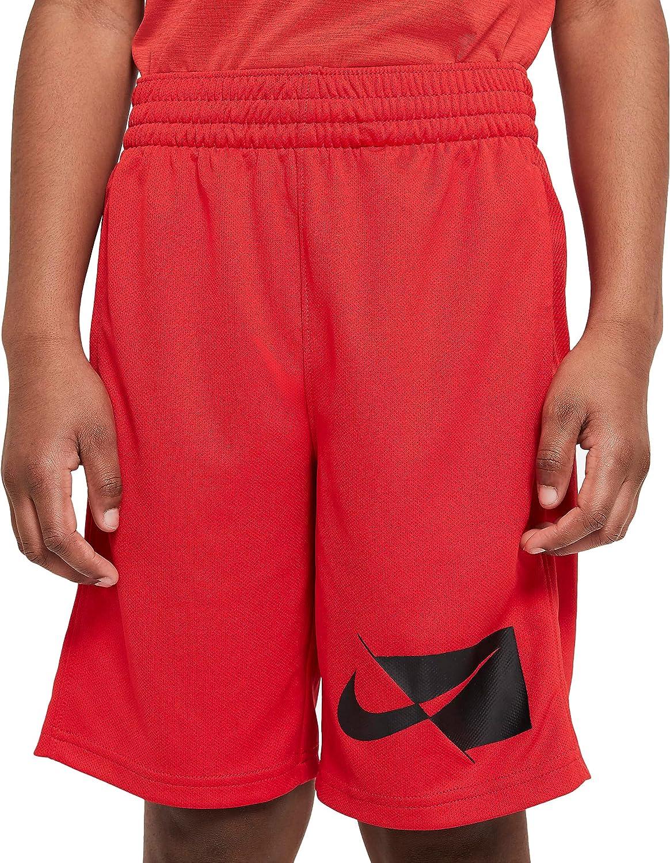 Nike Dri-FIT Big Kids' (Boys') HBR Training Shorts CU8959-657