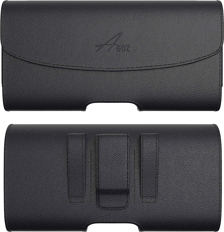 AGOZ Cell Phone Case for TMobile Revvl 5G, Revvl 4+, Revvl 4, Revvl 2 Plus, Revvl Plus, Alcatel 7, Alcatel Pixi 4 LTE 6
