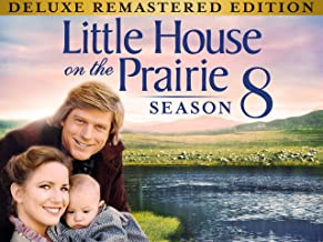 little house on the prairie season 8, episode 9