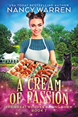 A Cream of Passion: The Great Witches Baking Show (English Edition) Format Kindle