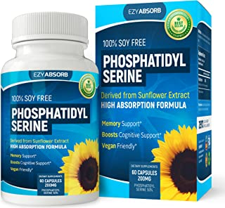 Best phosphatidylserine made from cabbage Reviews