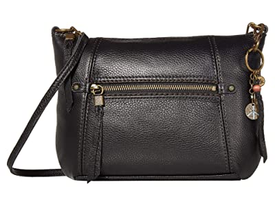 The Sak Sequoia 3-in-1 Crossbody (Black) Handbags