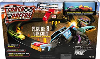 Crash Racers Figure 8 Circuit Track Set