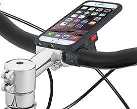 Tigra Sport MountCase 2 Bike Kit for iPhone 6 / 6S with RainGuard Rubberized