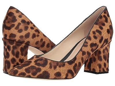 Marc Fisher LTD Zalaly (Leopard Haircalf) Women