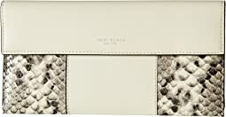 Tory Burch - Block-T Travel Ticket Sleeve