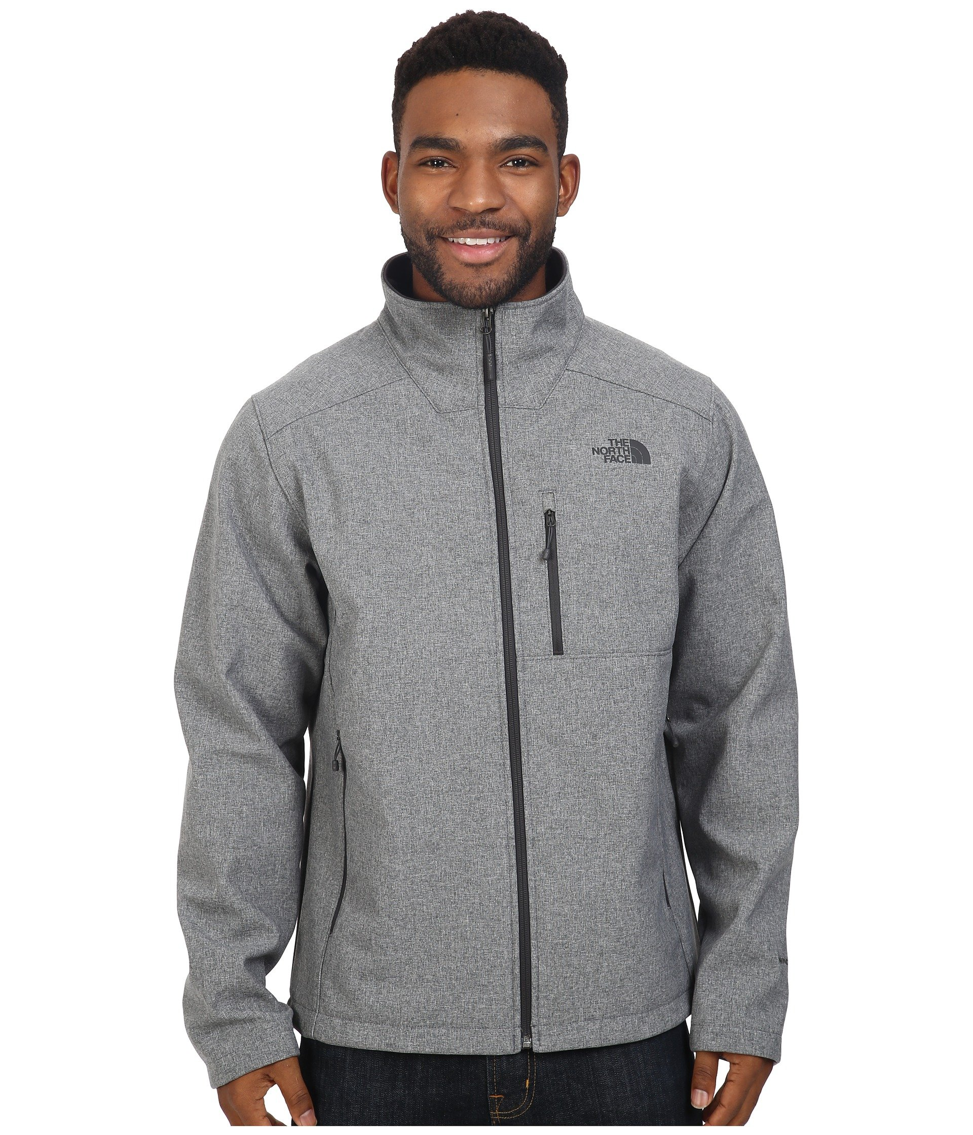 Medium Jacket Heather Tnf Heather The Apex Bionic North 2 Face tnf Grey xwqq0fX1U